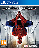 jaquette PlayStation 4 The Amazing Spider Man 2