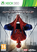 jaquette Xbox 360 The Amazing Spider Man 2