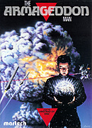 jaquette Amstrad CPC The Armageddon Man