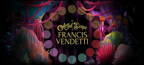 jaquette PC The Artful Escape Of Francis Vendetti