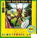 jaquette Amiga The Bard s Tale II The Destiny Knight
