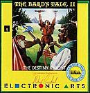jaquette Commodore 64 The Bard s Tale II The Destiny Knight