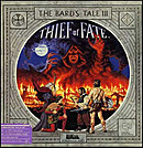 jaquette Commodore 64 The Bard s Tale III Thief Of Fate