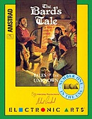 jaquette Amstrad CPC The Bard s Tale Tales Of The Unknown Volume I