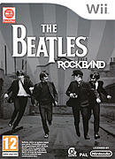 jaquette Wii The Beatles Rock Band