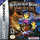 jaquette GBA The Berenstain Bears And The Spooky Old Tree