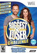 jaquette Wii The Biggest Loser Challenge