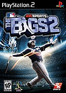jaquette PlayStation 2 The Bigs 2