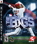 jaquette PlayStation 3 The Bigs