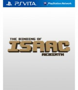 jaquette PS Vita The Binding Of Isaac Rebirth