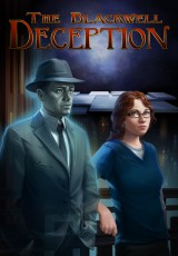 jaquette Mac The Blackwell Deception