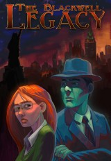 jaquette iOS The Blackwell Legacy