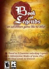 jaquette PC The Book Of Legends