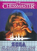 jaquette Game Gear The Chessmaster