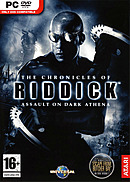 jaquette PC The Chronicles Of Riddick Assault On Dark Athena