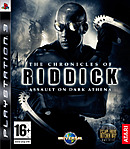 jaquette PlayStation 3 The Chronicles Of Riddick Assault On Dark Athena