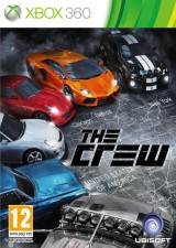 jaquette Xbox 360 The Crew