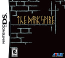 jaquette Nintendo DS The Dark Spire