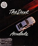 jaquette Atari ST The Duel Test Drive II