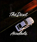 jaquette Mac The Duel Test Drive II