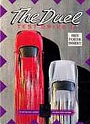 jaquette Megadrive The Duel Test Drive II