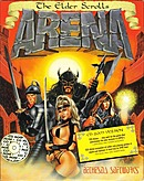 jaquette PC The Elder Scrolls Arena