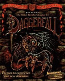 jaquette PC The Elder Scrolls II Daggerfall
