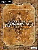jaquette PC The Elder Scrolls III Morrowind