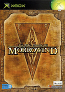 jaquette Xbox The Elder Scrolls III Morrowind