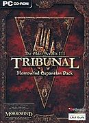 jaquette PC The Elder Scrolls III Tribunal