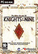 jaquette PC The Elder Scrolls IV Knights Of The Nine