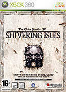 jaquette Xbox 360 The Elder Scrolls IV Oblivion The Shivering Isles