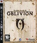 jaquette PlayStation 3 The Elder Scrolls IV Oblivion