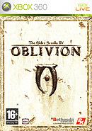 jaquette Xbox 360 The Elder Scrolls IV Oblivion
