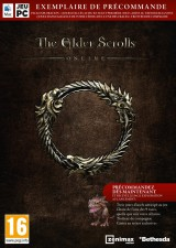 jaquette PC The Elder Scrolls Online Tamriel Unlimited