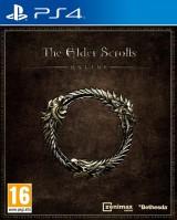 jaquette PlayStation 4 The Elder Scrolls Online Tamriel Unlimited