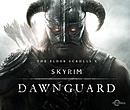 jaquette Xbox 360 The Elder Scrolls V Skyrim Dawnguard