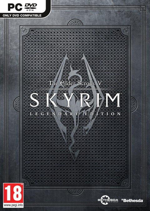 jaquette PC The Elder Scrolls V Skyrim Special Edition
