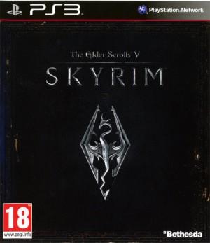jaquette PlayStation 3 The Elder Scrolls V Skyrim Special Edition