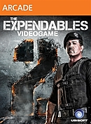 jaquette Xbox 360 The Expendables 2 Videogame