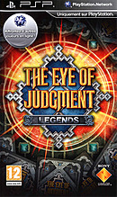 jaquette PSP The Eye Of Judgment Legends