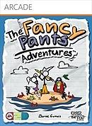jaquette Xbox 360 The Fancy Pants Adventures