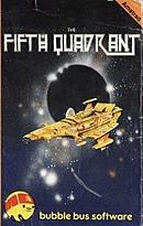 jaquette Amstrad CPC The Fifth Quadrant