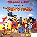 jaquette Amiga The Flintstones
