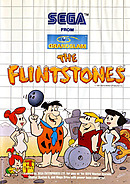 jaquette Master System The Flintstones