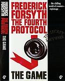 jaquette Amstrad CPC The Fourth Protocole