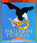 jaquette Commodore 64 The Fourth Protocole