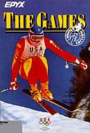 jaquette Amiga The Games Winter Edition