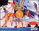 jaquette Commodore 64 The Games Winter Edition