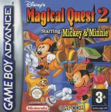 jaquette GBA The Great Circus Mystery Starring Mickey Minnie
